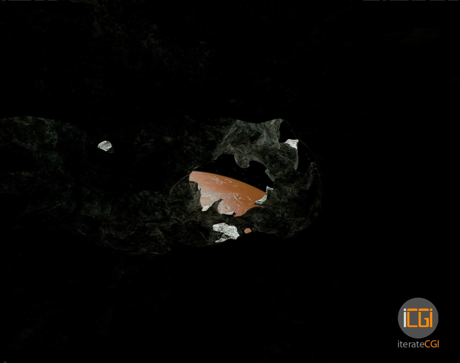 Johan de leenheer 3d asteroid game model 12