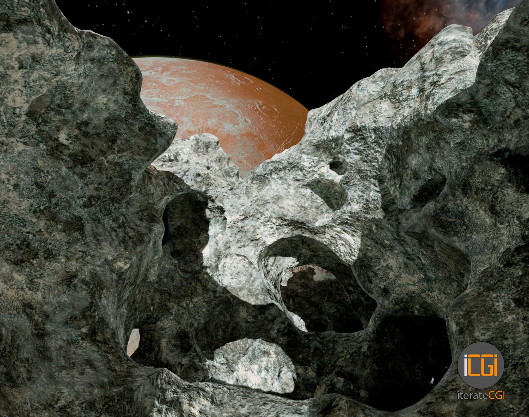 Johan de leenheer 3d asteroid game model 15