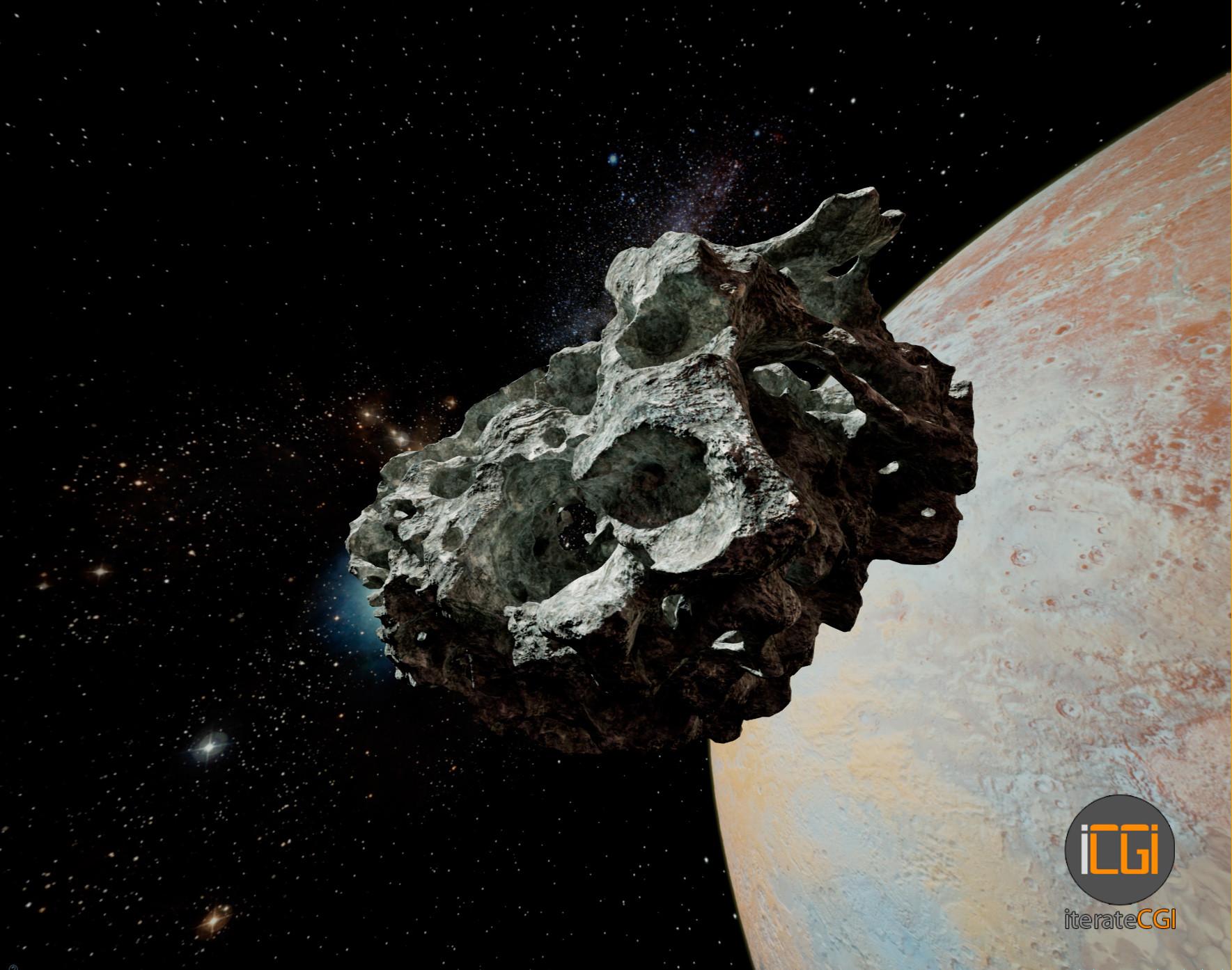 Johan de leenheer 3d asteroid game model 17