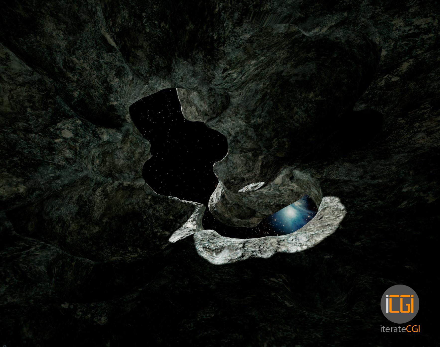 Johan de leenheer 3d asteroid game model 18