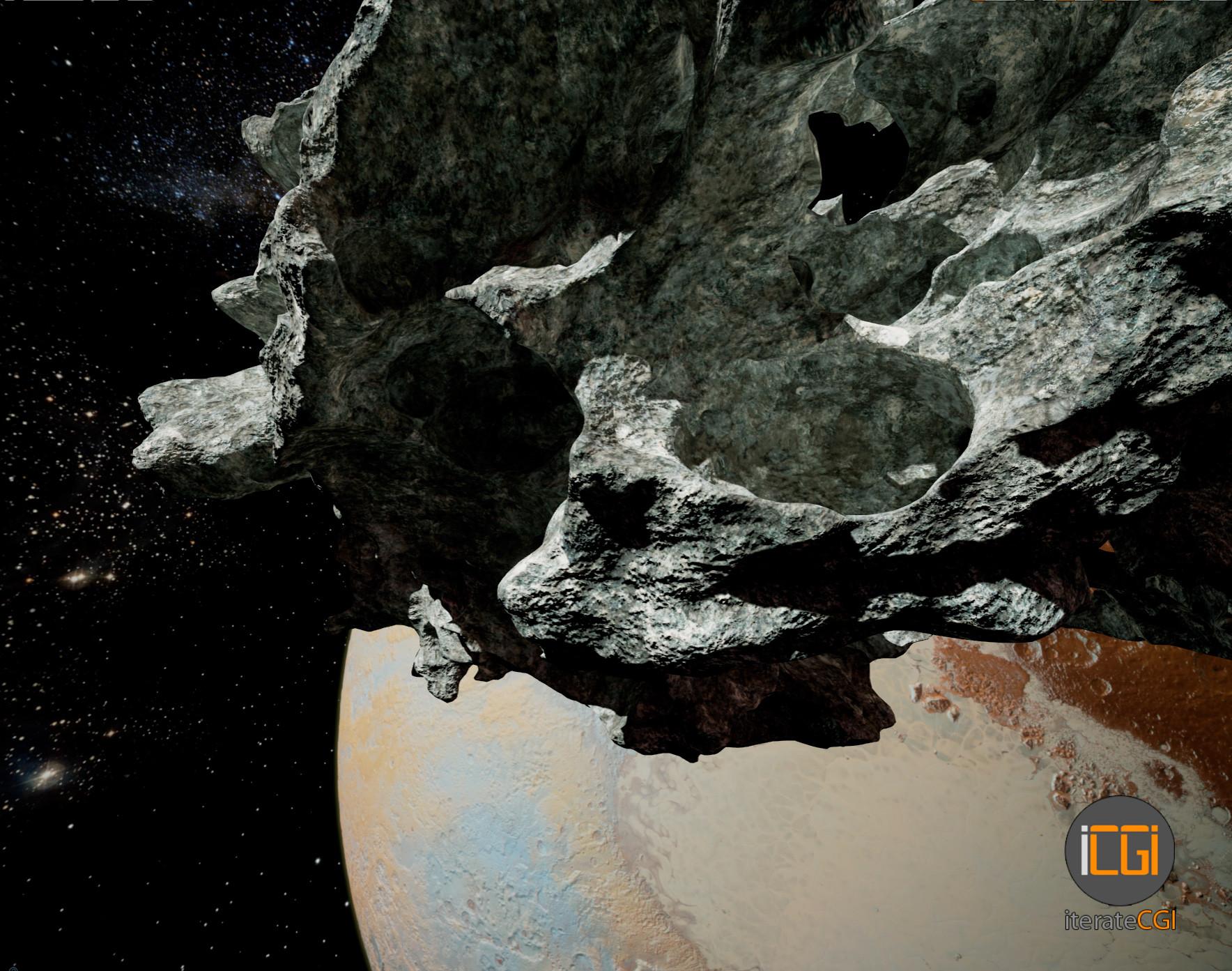 Johan de leenheer 3d asteroid game model 10