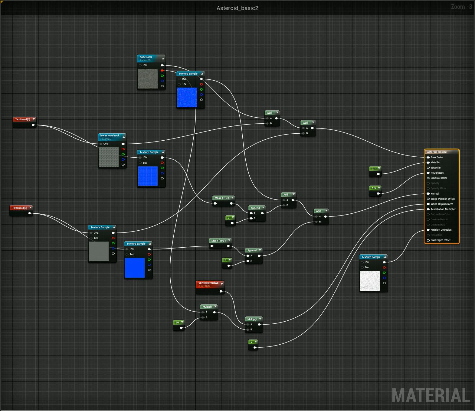 Johan de leenheer ue4 material nodes