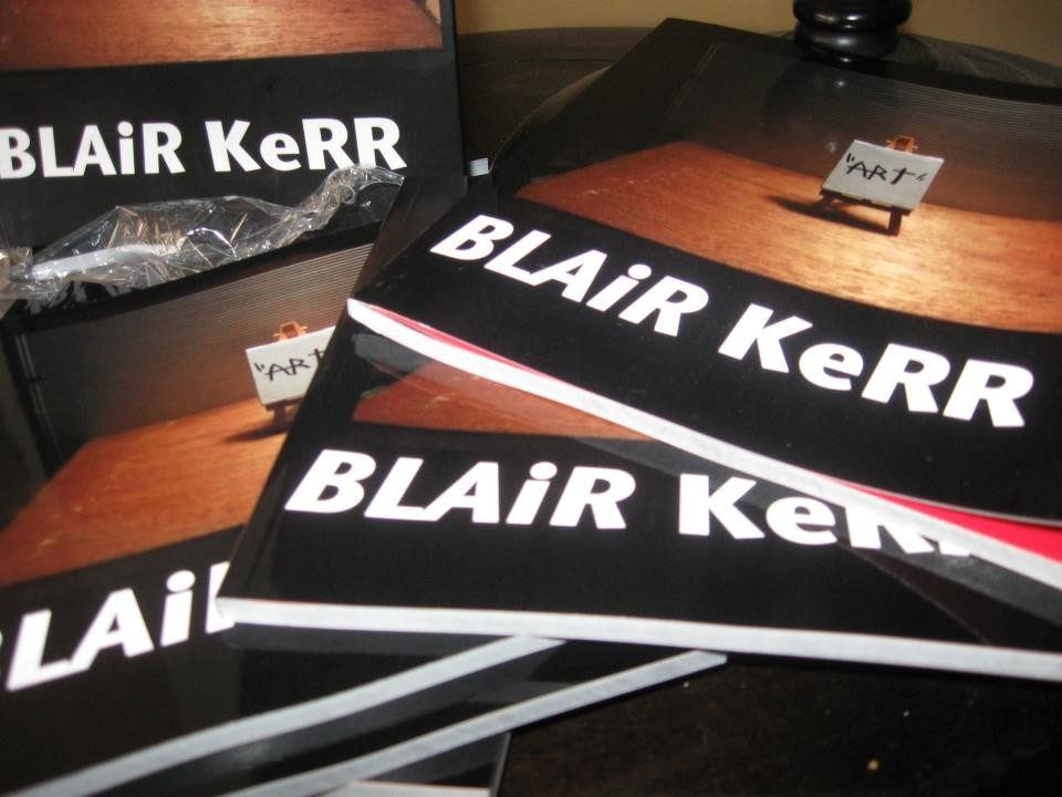 Blair kerr art book 3