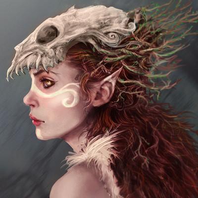 Marianne eie druid2