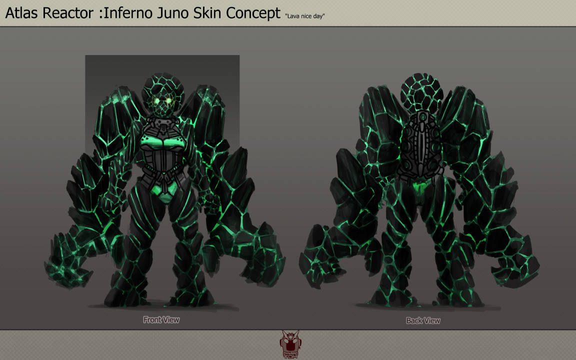 Tom salmon 2017 lancer skin ideas inferno juno