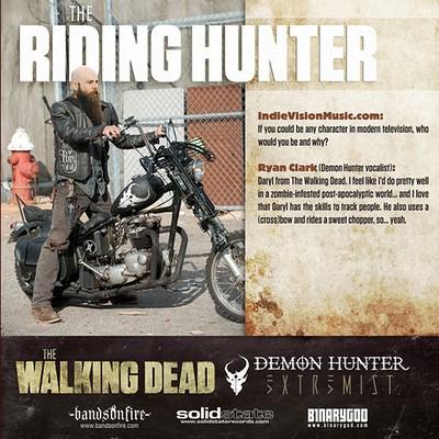 Steve rampton riding hunter