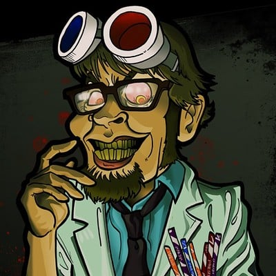 Steve rampton doc terror