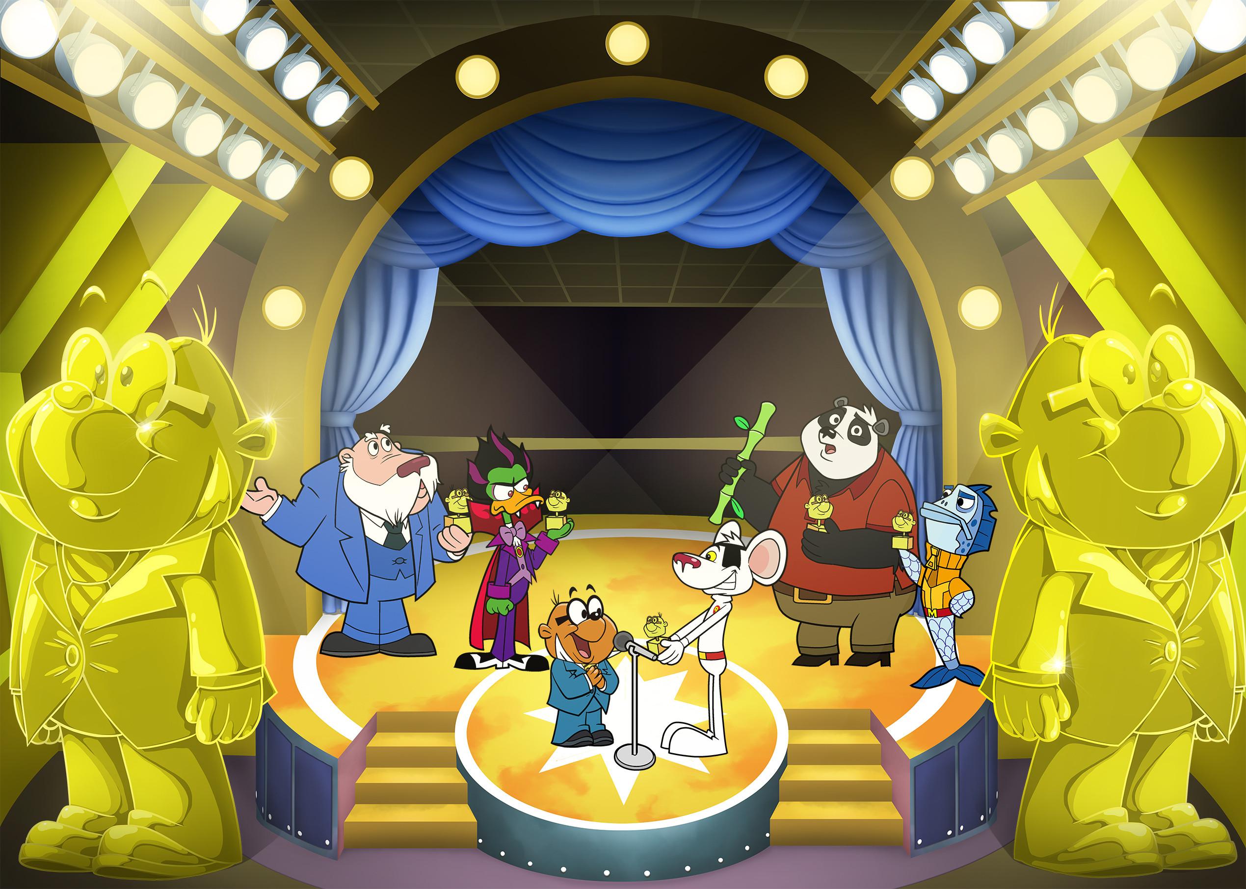 Danger Mouse - Penfold Awards