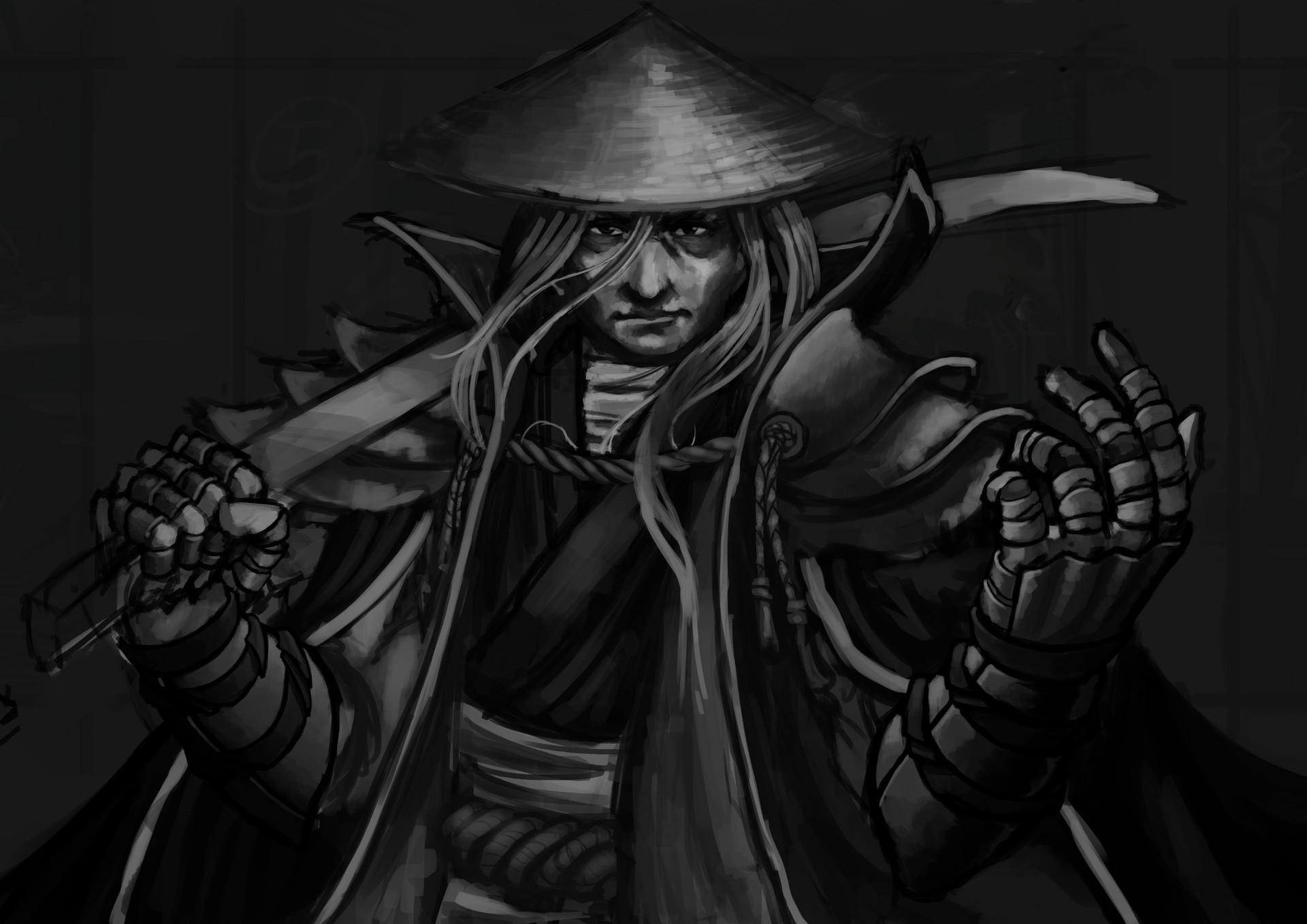 Rodrigo Da Costa Takehara Dark Samurai