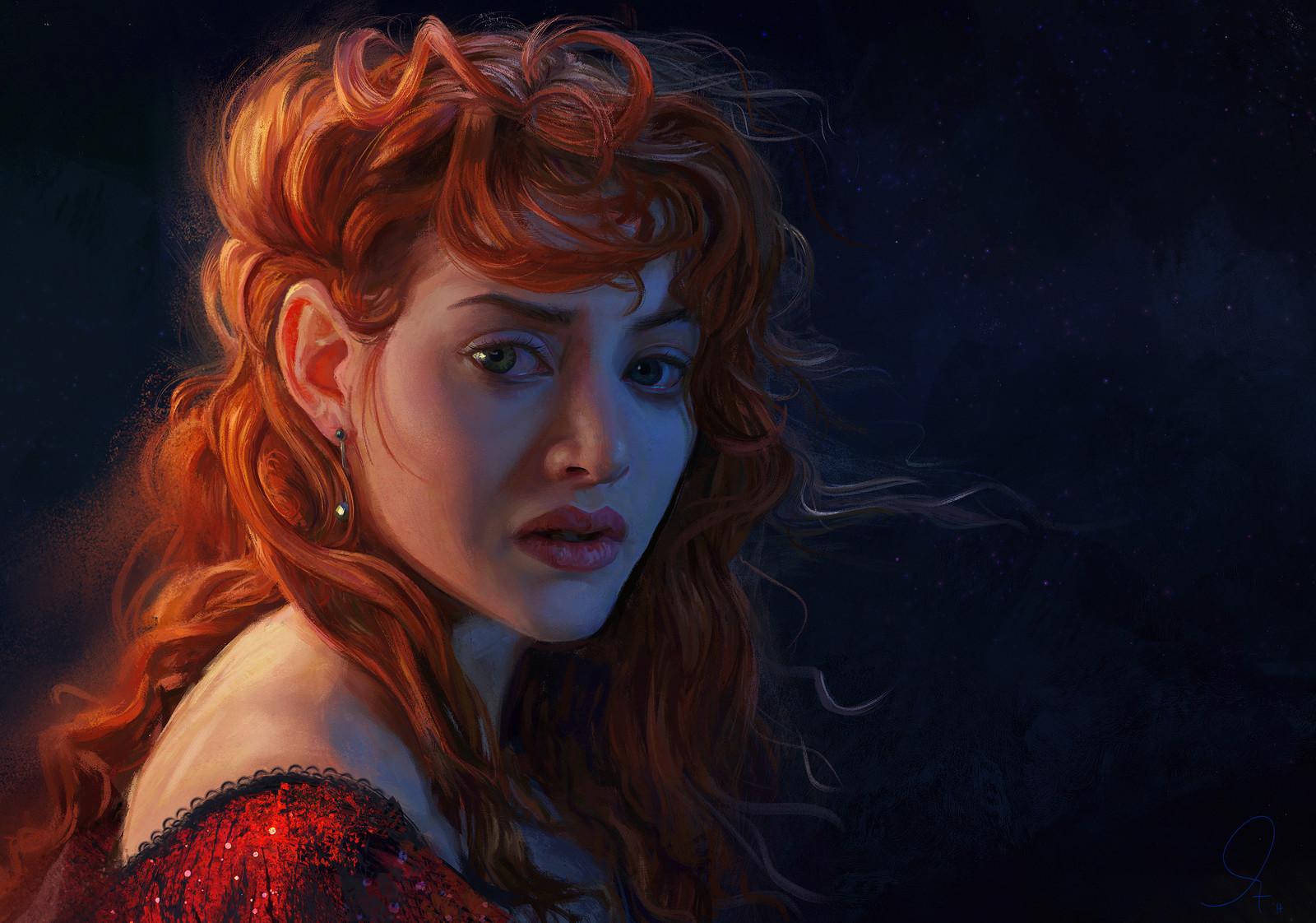 Rose Dewitt Bukater