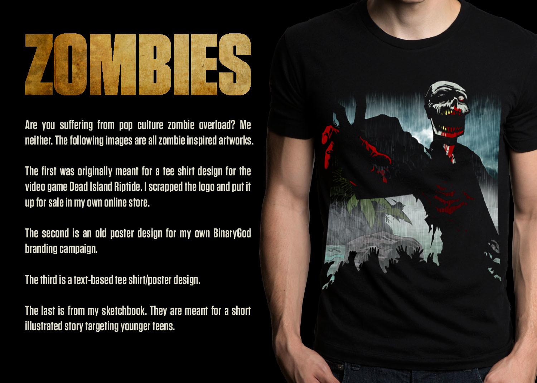 Steve rampton zombie about