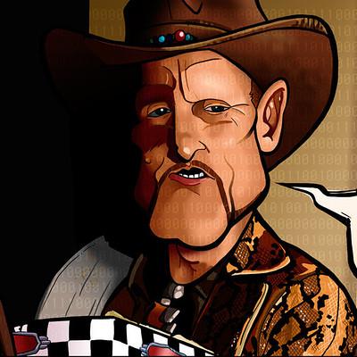 Steve rampton zombieland watermark