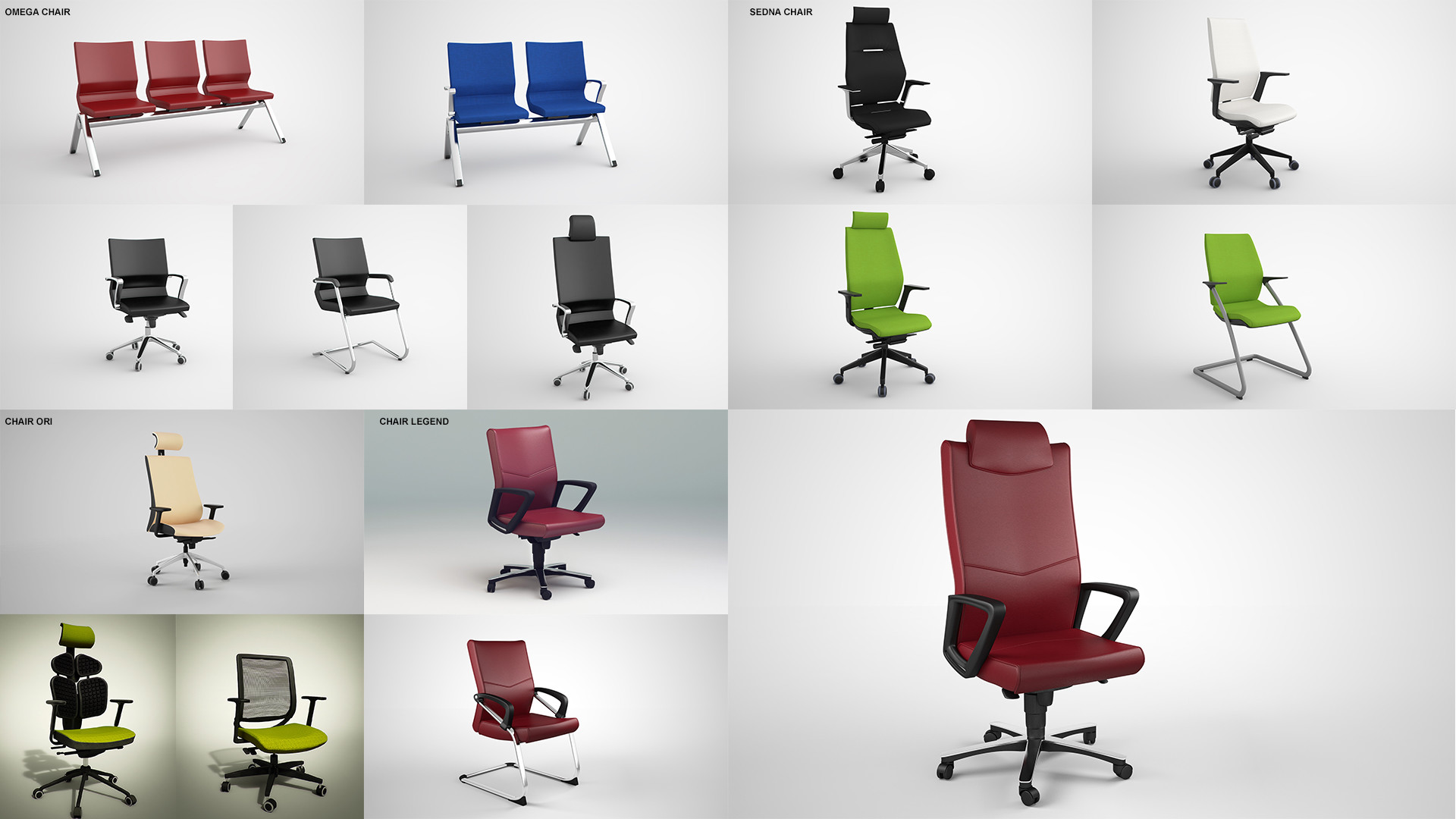 some office chairs