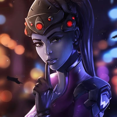 Raivis draka widowmaker