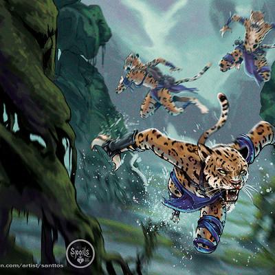 Santtos jaguar santtos