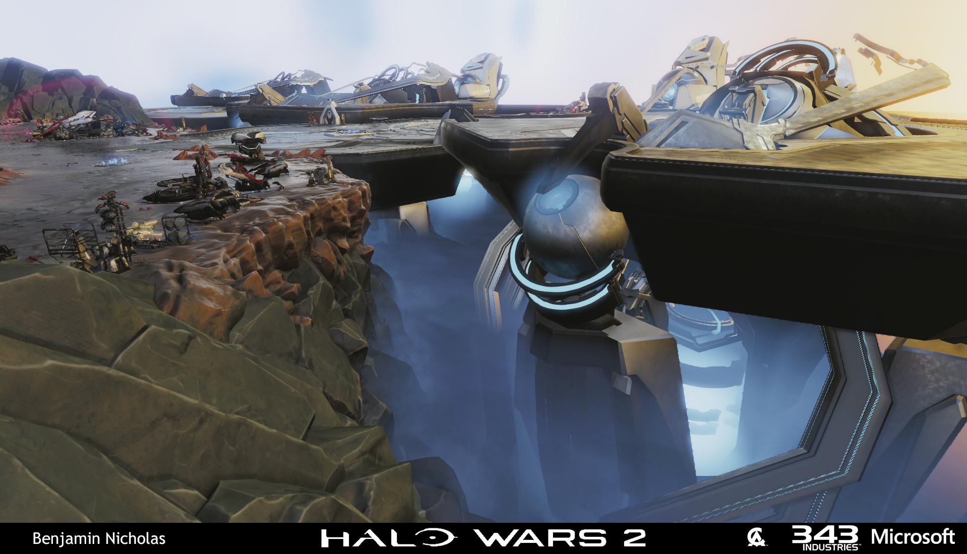 Ben nicholas bennicholas halowars2 foundry 02