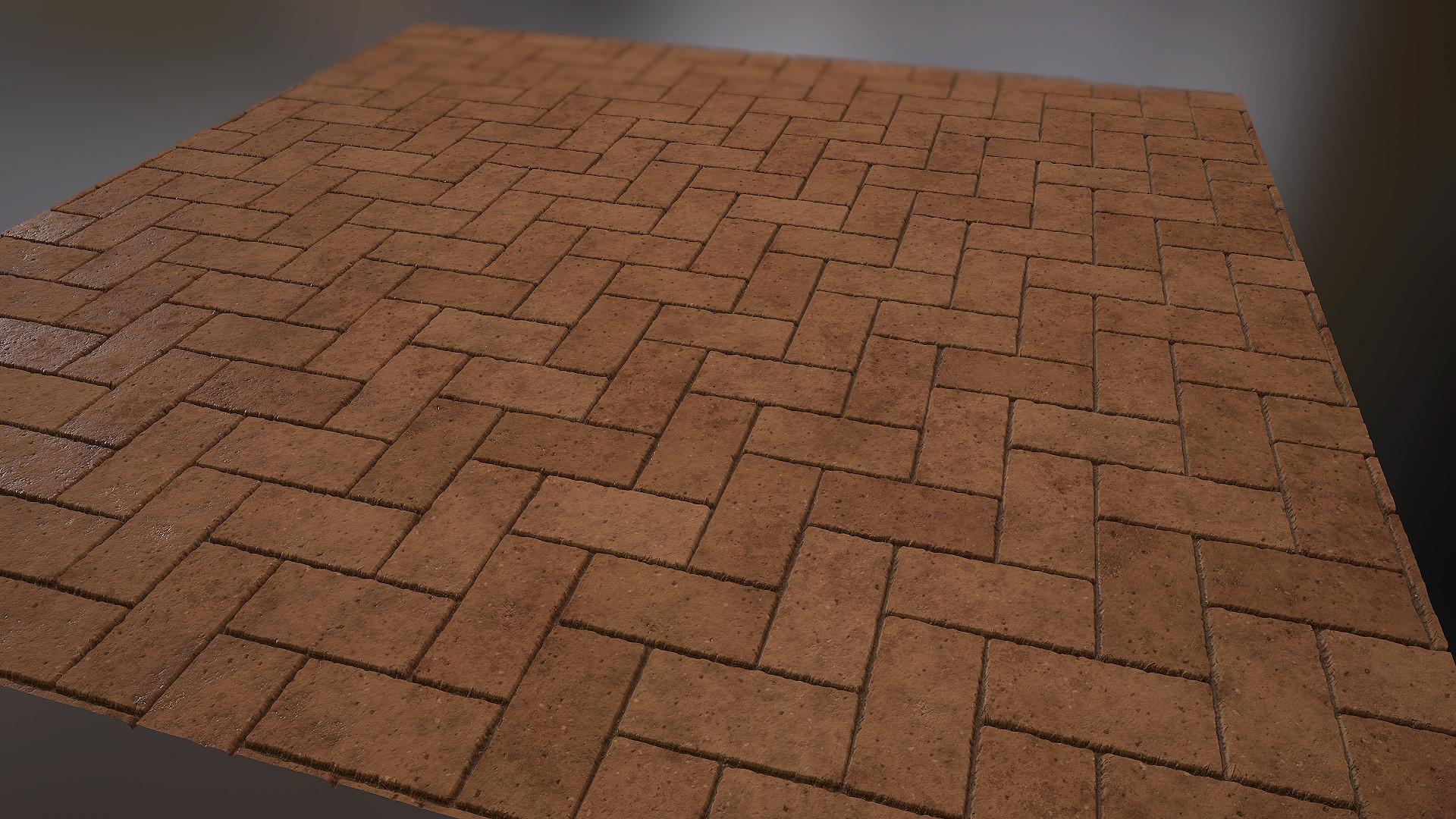 Andre jonsson herringbone brick 01