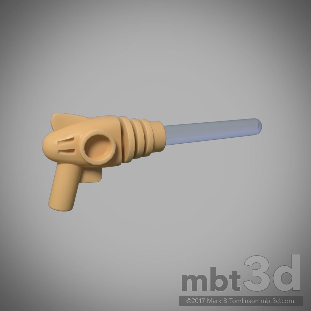 LEGO Spaceman Gun