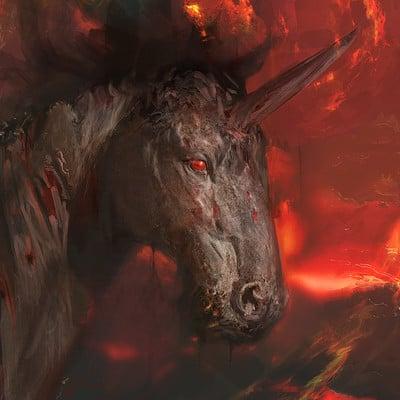 Antonio j manzanedo dark unicorn manzanedo