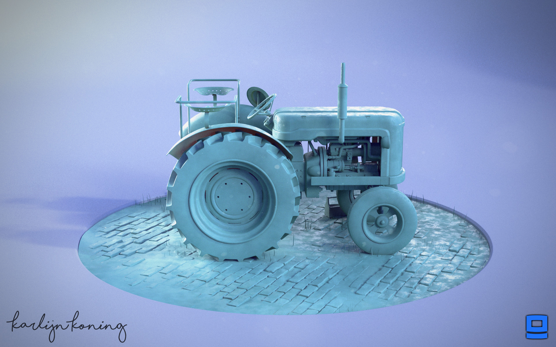 Karlijn koning tractor 005
