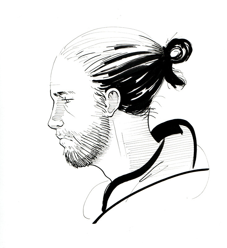 Levi gilbert selfportrait