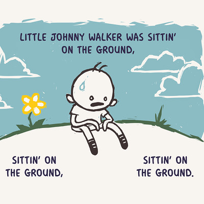 Sam streed little johnny illustrated