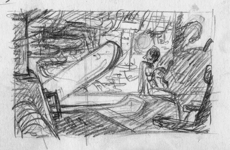 Roberto ricci sketch