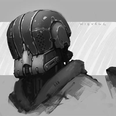 Thomas wievegg robot hex