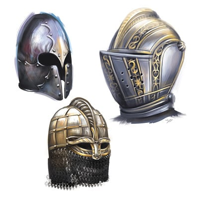 Dzy dar armor studies