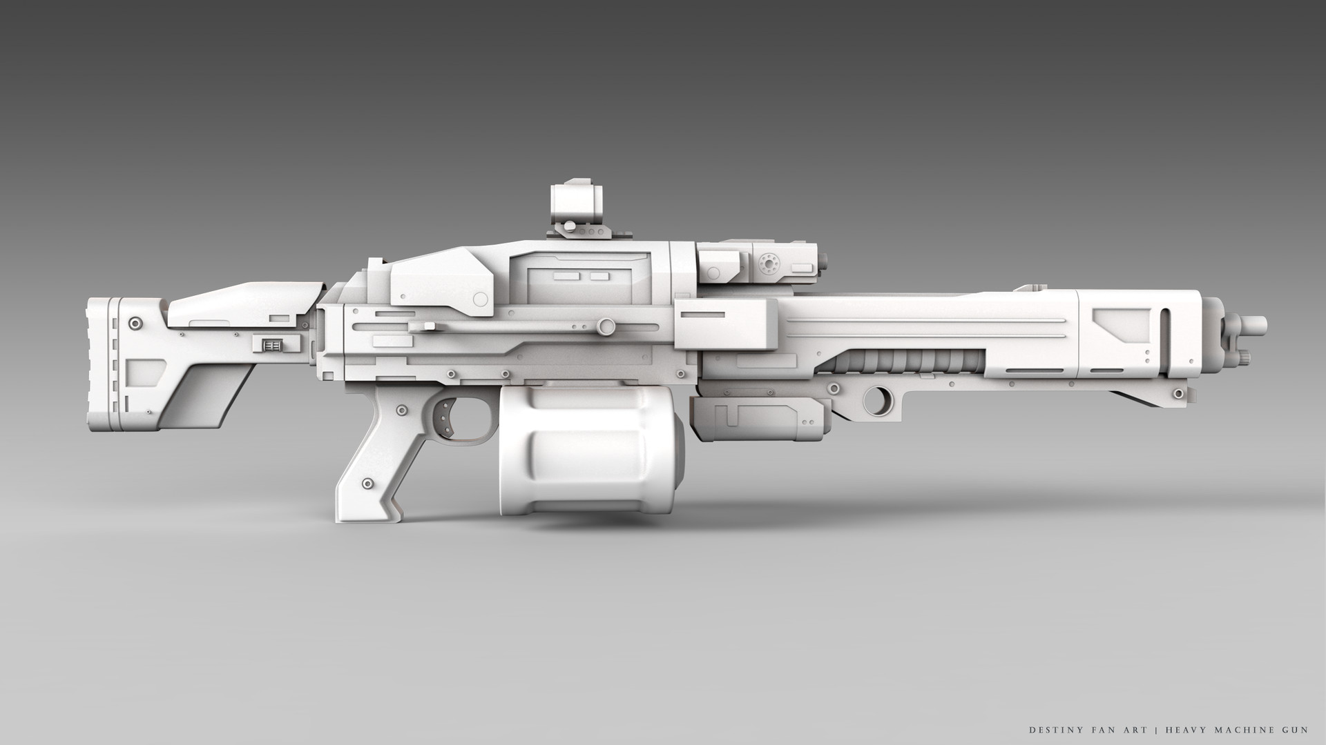 develop heavy machine guns - HD1920×1080