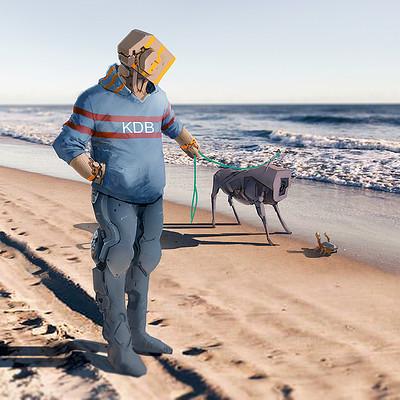 Peter gregory 17 03 01 beach