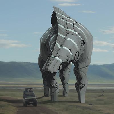Peter gregory 17 03 03 safari