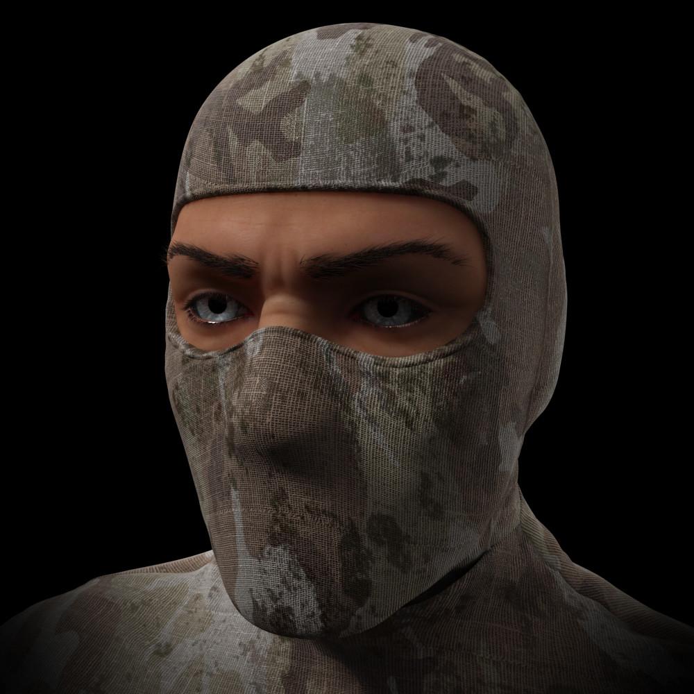 Face - Highpoly