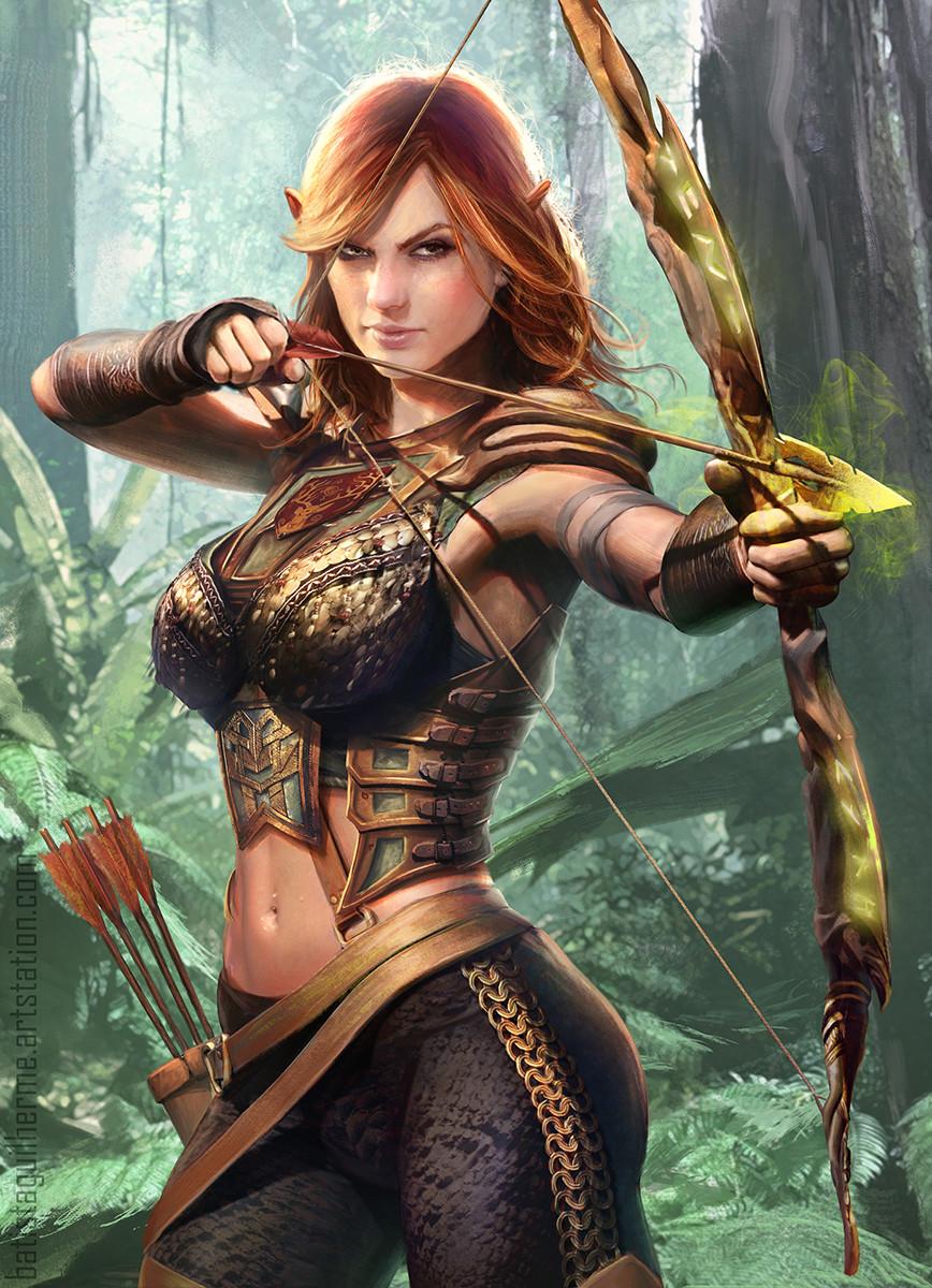 Niary The Hunter