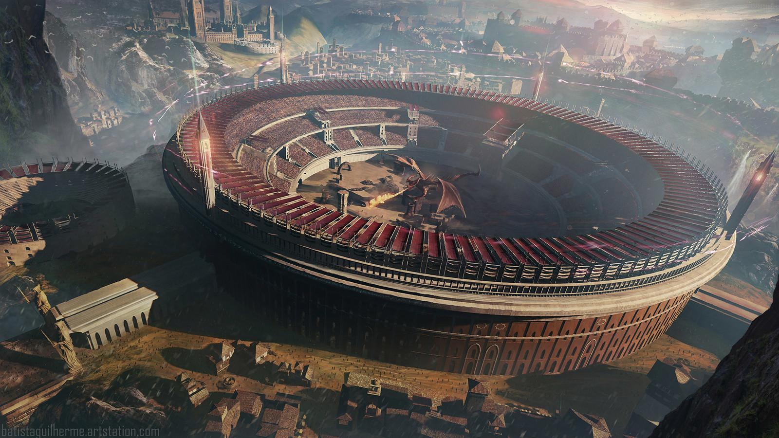 Arena - The Contest