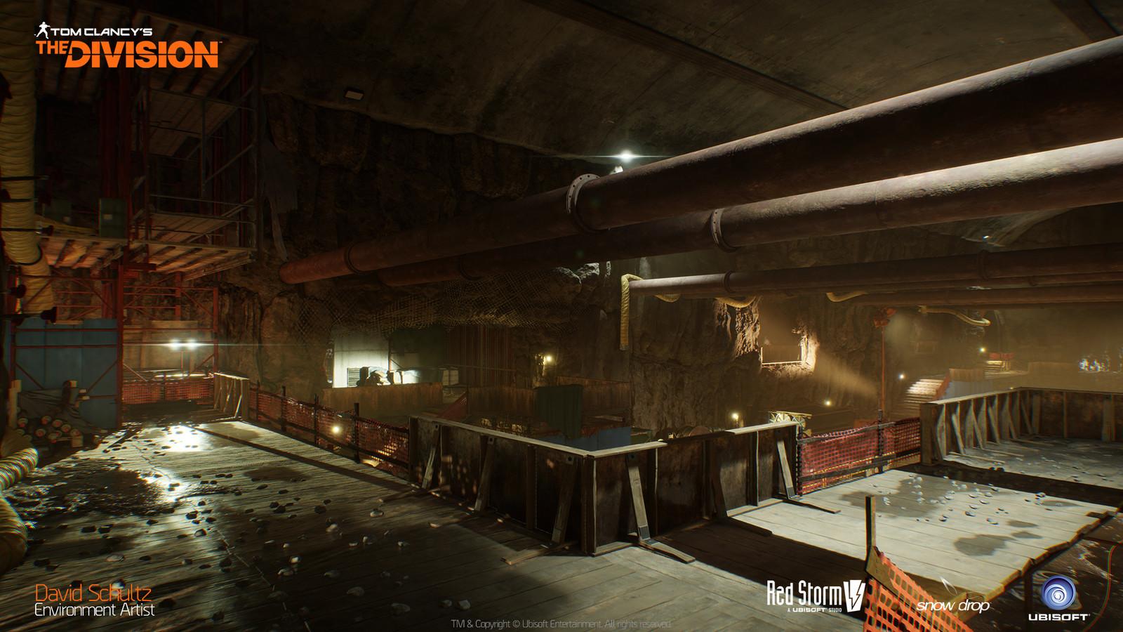 Last Stand Underground Room 01