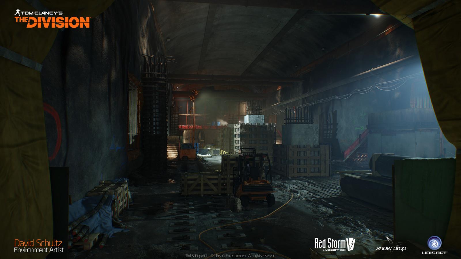 Last Stand Underground Room 02