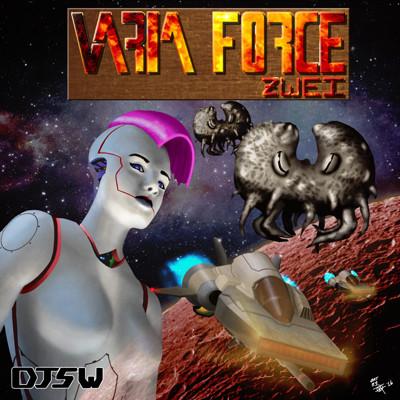 Tomasi akimeta varia force zwei album cover by studiotoa d9wrl4s