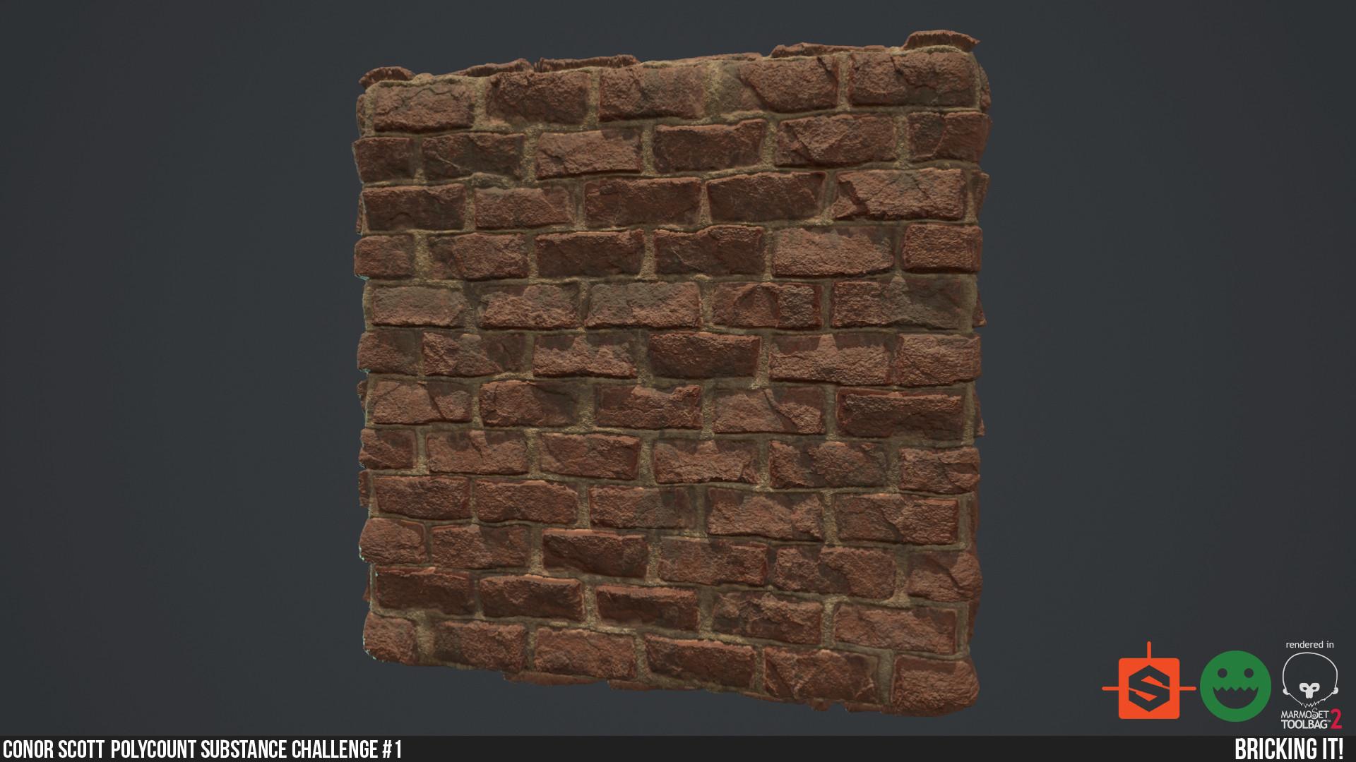 Conor scott brick