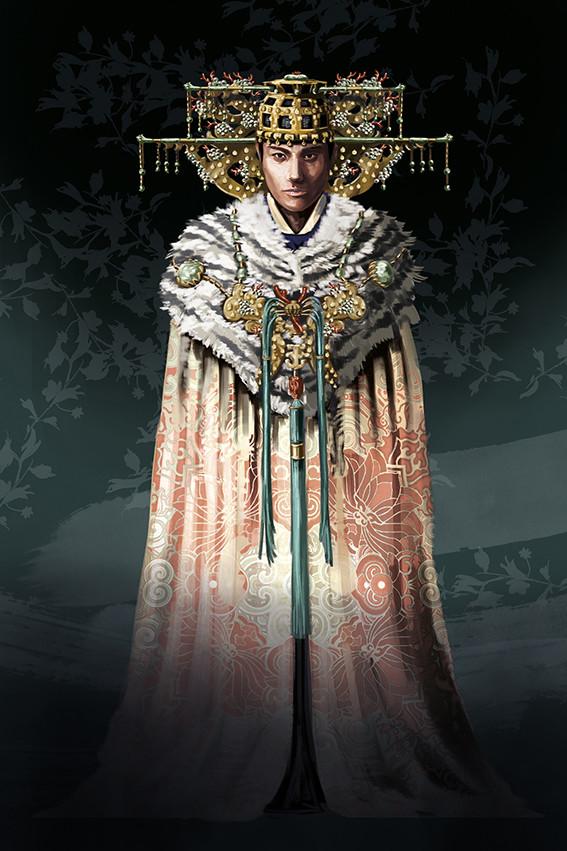 Yun nam character5 highpriest rgb72