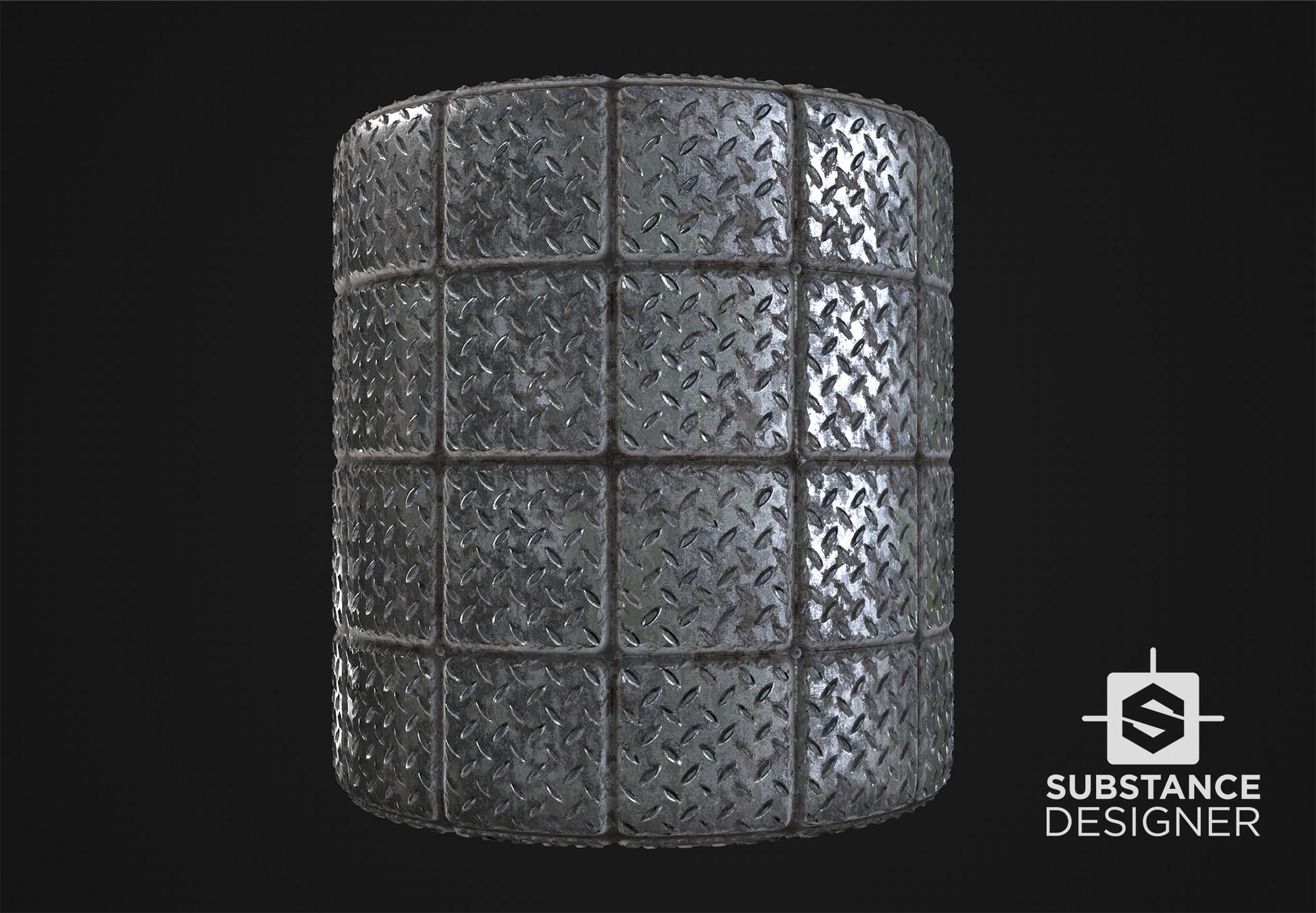 Walid k perrussel metal plate sd