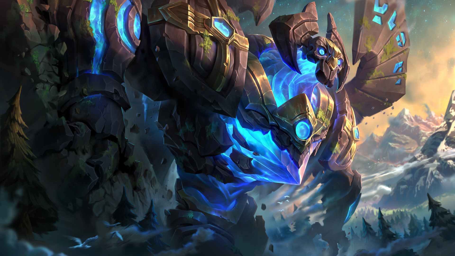 Mike azevedo enchanted galio splash mike azevedo