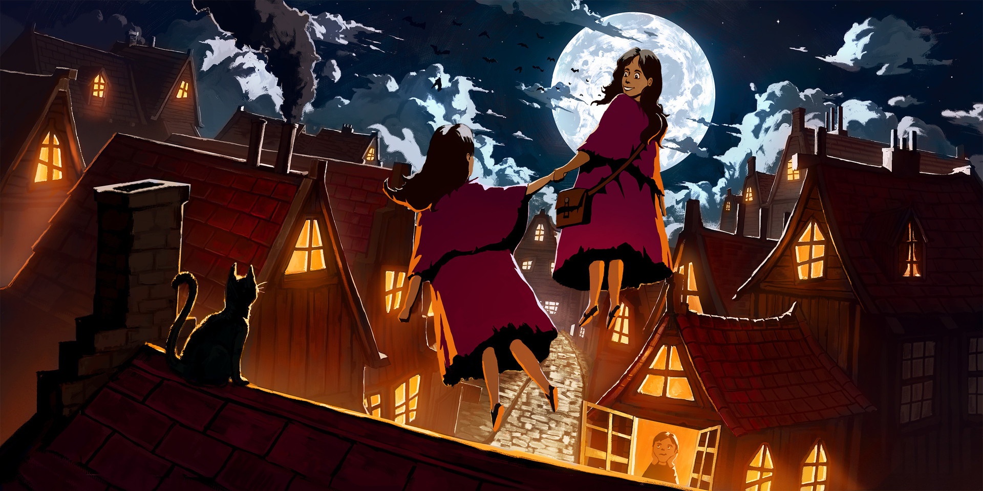 Kerim akyuz witchesnightoutfinal