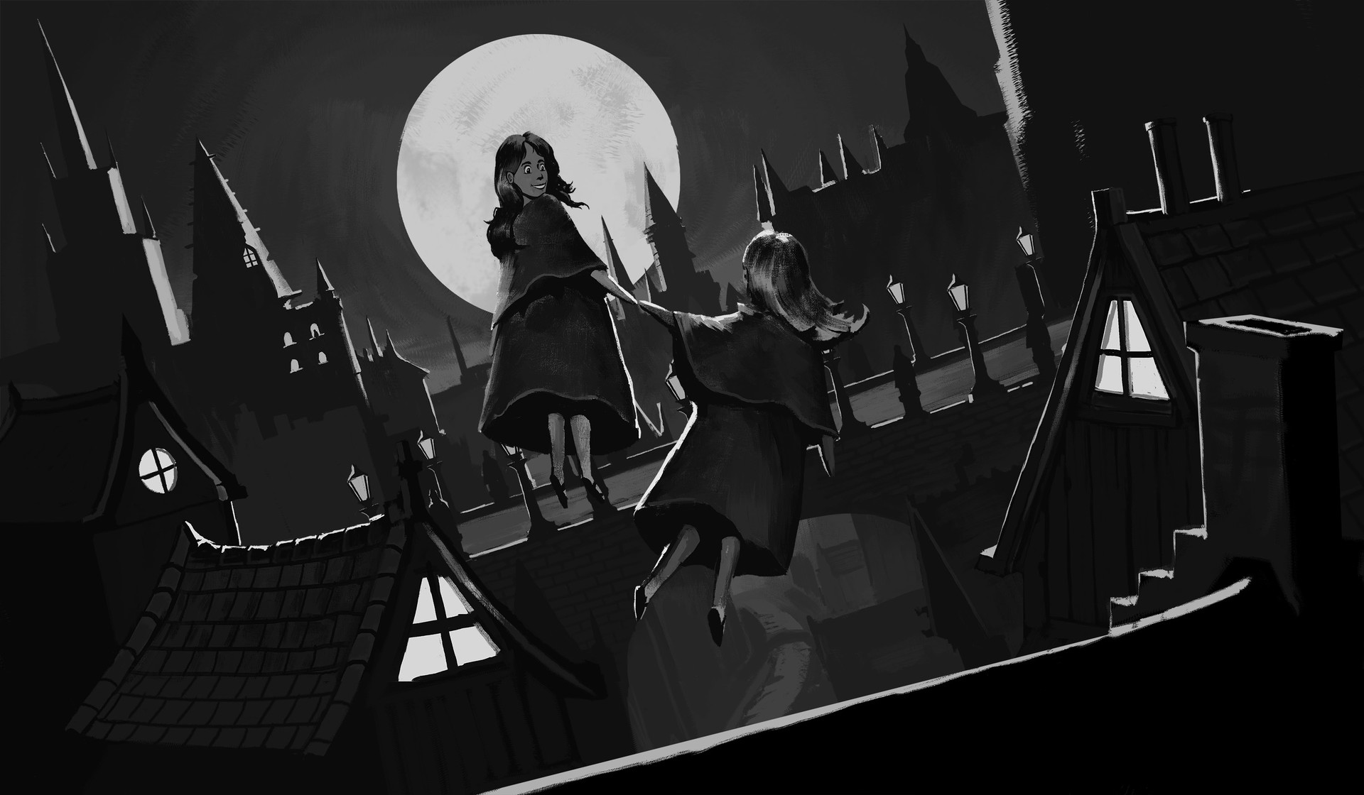 Kerim akyuz witchesnightout2