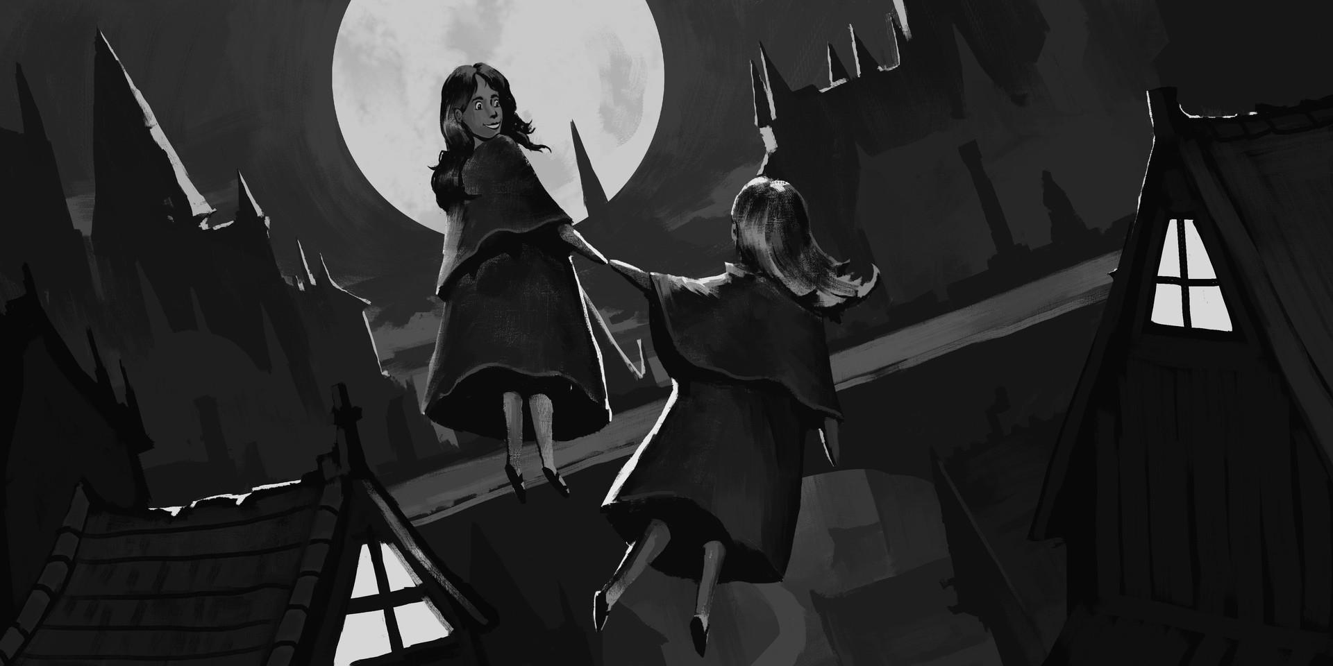 Kerim akyuz witchesnightout1