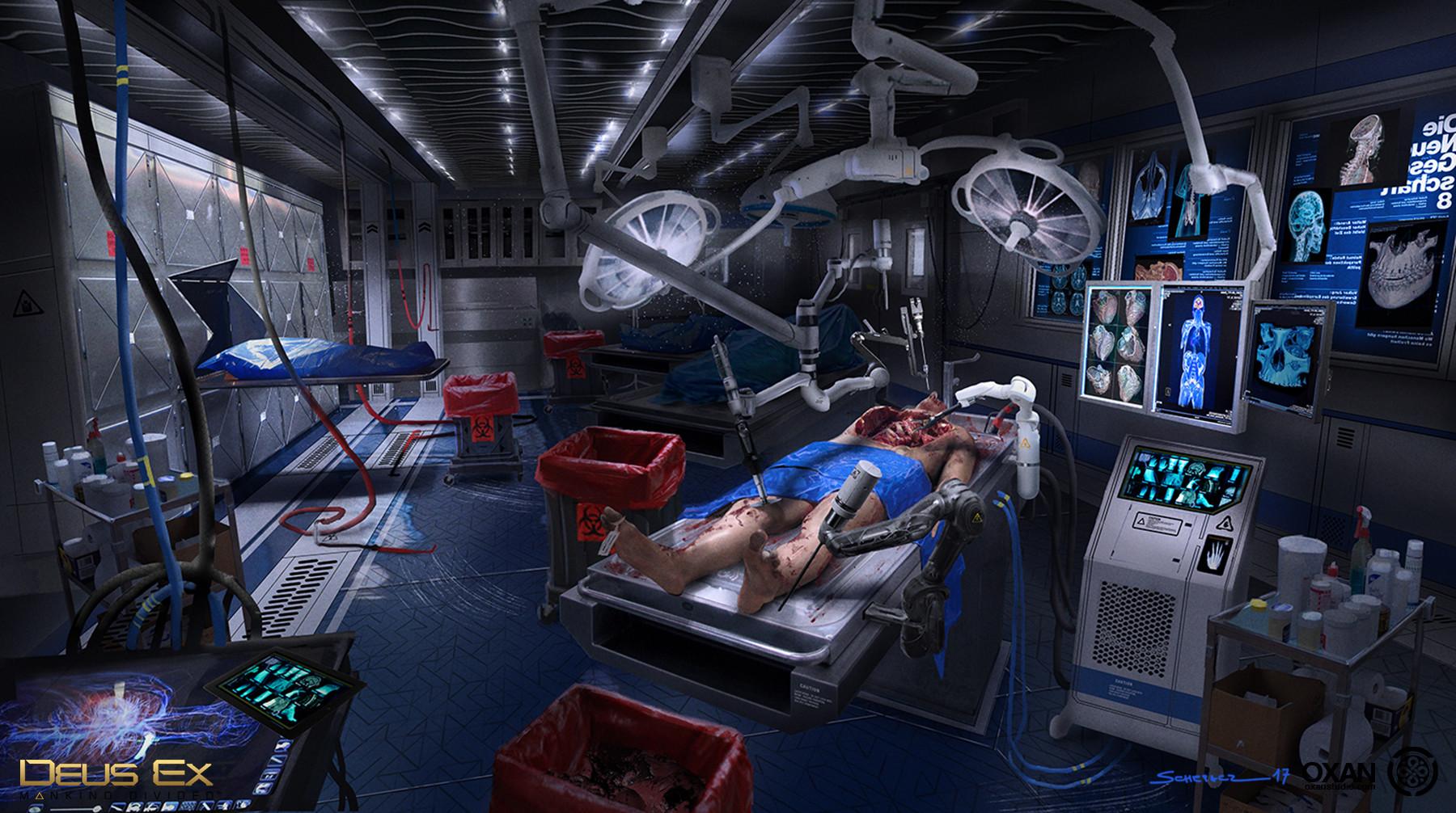 Yohann schepacz oxan studio morgue concept01 wip05