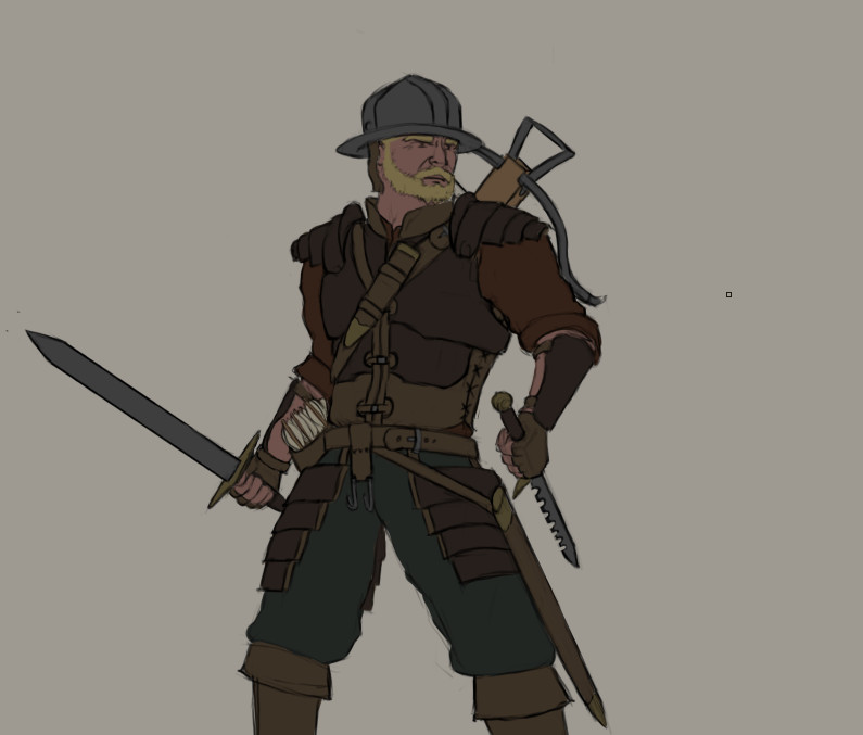 Christian hadfield brian character update 1