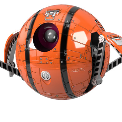 Marco ortolan robotsphererender