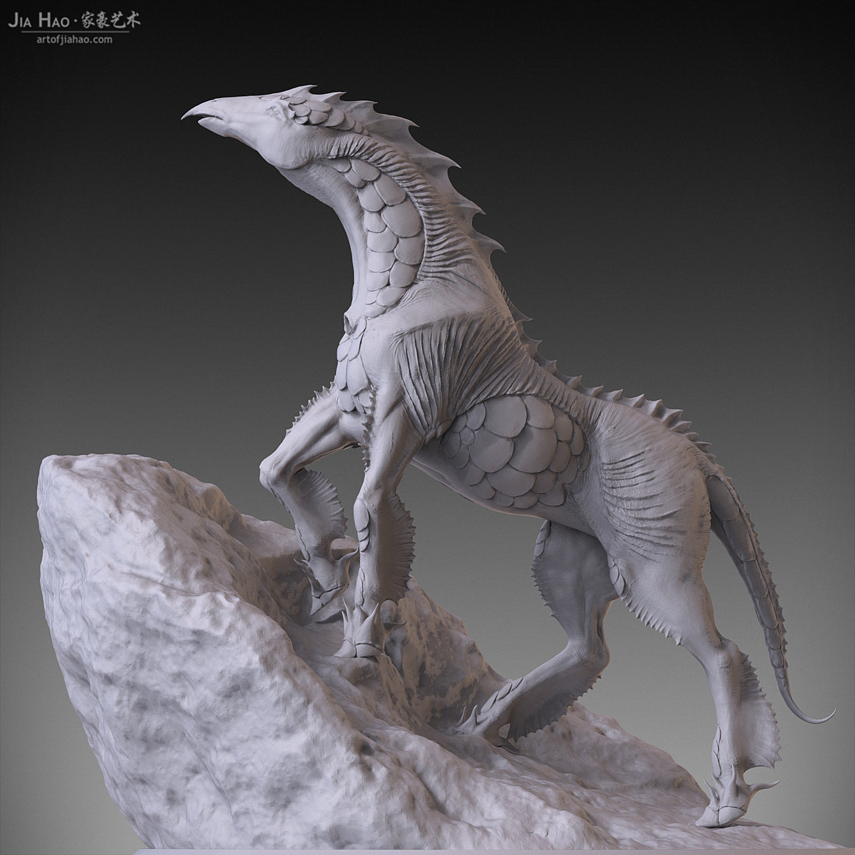Jia hao strikehorse 01