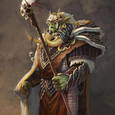 Orjan ruttenborg svendsen shaman dude 3